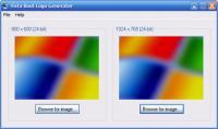 Change Windows Vista Boot Screen