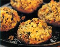 RED LOBSTER AND CRAB STUFFED MUSHROOMS