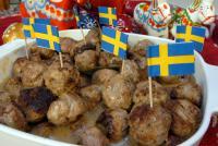 Kottbullar - Swedish Meatballs