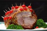 Baked/Roasted Ham