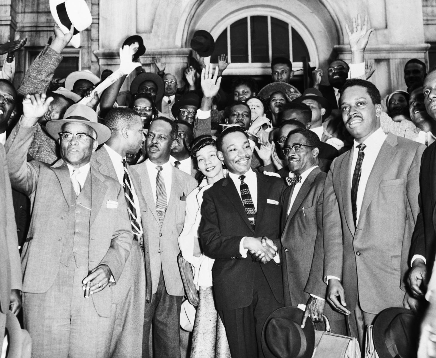 """martin luther trial The martin luther king conspiracy exposed in memphis by other unknown co-conspirators,"""" dr martin luther king jr was assassinated by a the trial in his."""