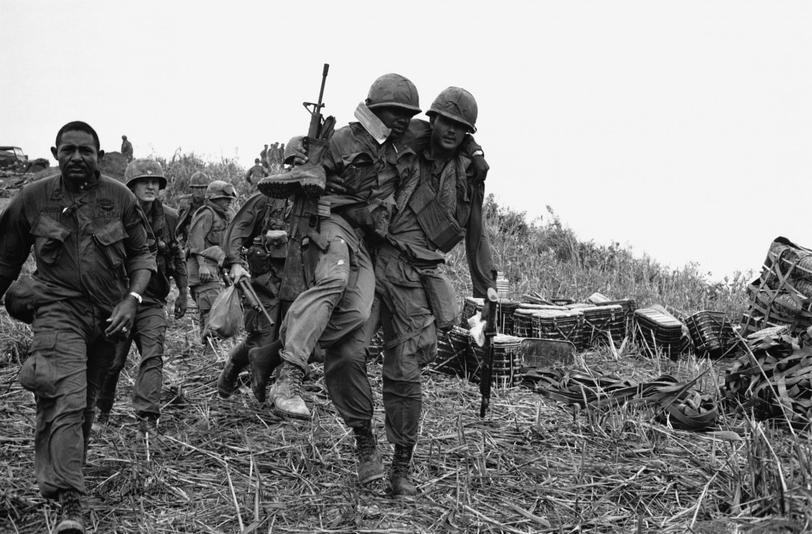 was the vietnam war justified essay