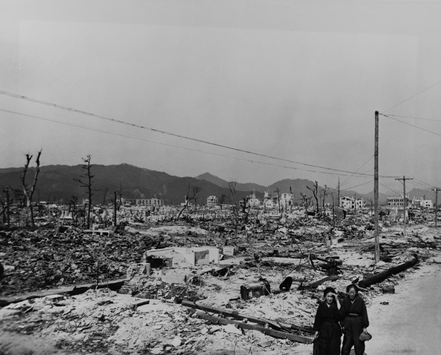 hiroshima historians ressess Despite the larger ideological motivations most often cited by historians, the mokusatsu translation blunder is in fact the actual historical event that directly triggered the dropping of two atomic bombs on hiroshima and nagasaki.